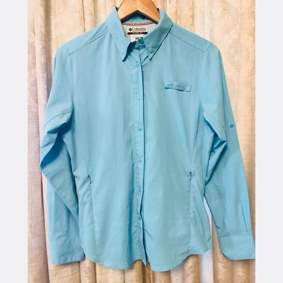 3c55eea4e17 Columbia Tops | Women Pfg Tamiami Ii Long Sleeve Shirt S | Poshmark
